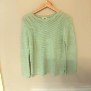 Old Navy Mint Green Sweater